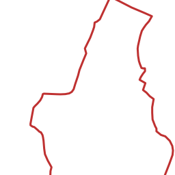 coos bay oregon map